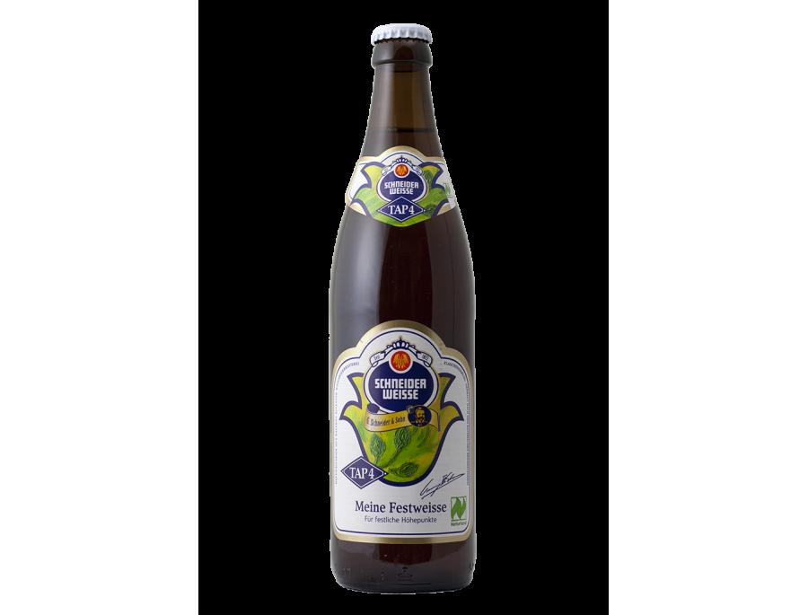 Schneider Weisse - Meine Festweisse (Tap 4) - Bottiglia da 50 cl