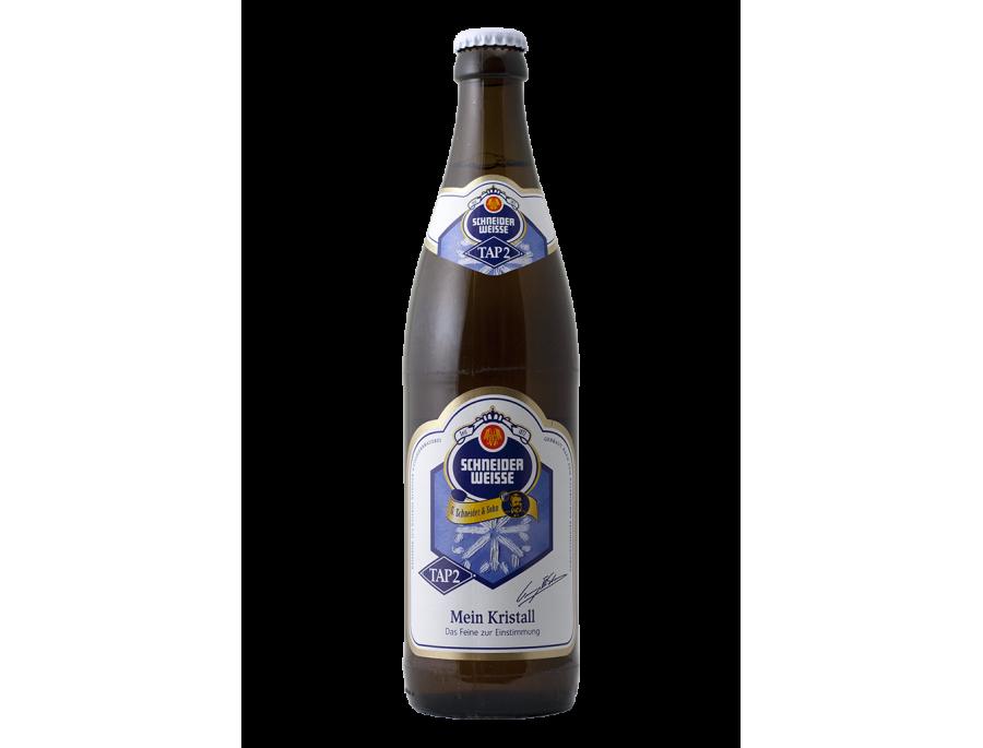 Schneider Weisse - Mein Kristall (Tap2) - Bottiglia da 50 cl