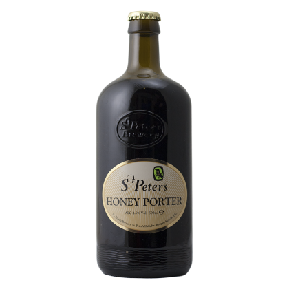 St.Perter's - Honey Porter - Bottiglia da 50 cl