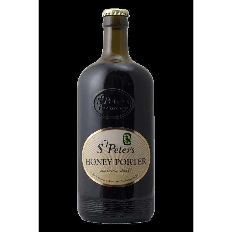 St.Perter's - Honey Porter - Bottiglia da 50 cl