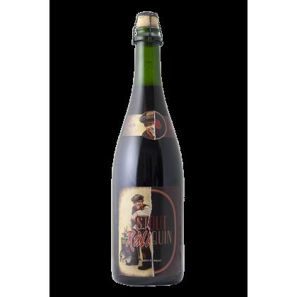 Gueuzerie Tilquin e Brasserie Artisanale de la Rulles - Stout Rullquin - Bottiglia da 75 cl