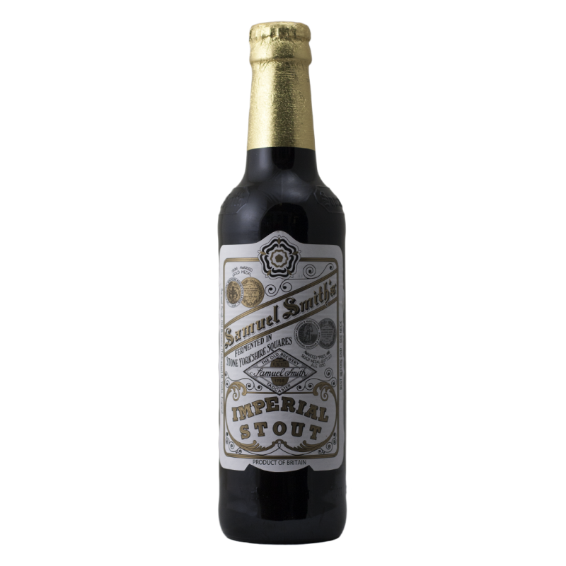 Samuel Smith - Imperial Stout - Bottiglia da 35,5 cl