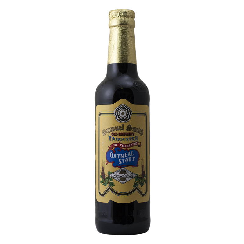 Samuel Smith's - Oatmeal Stout - Bottiglia da 35,5 cl