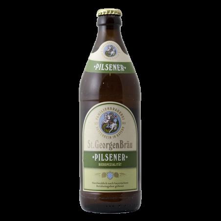 St. GeorgenBräu - Pilsener - Bottiglia da 50 cl