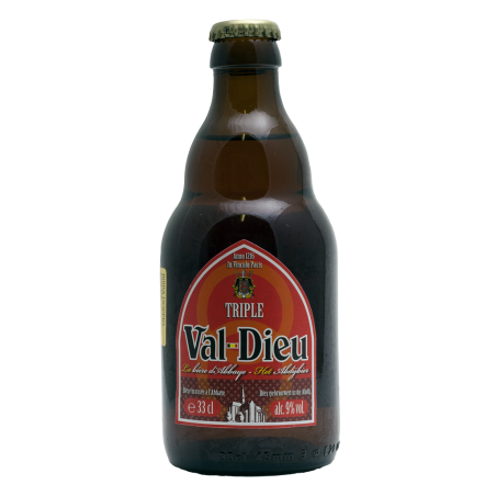Val Dieu - Triple - Bottiglia da 33 cl