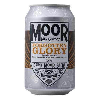 Moor Beer - Forgotten Glory - Lattina da 33 cl