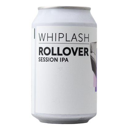 Whiplash - Rollover - Lattina da 33 cl