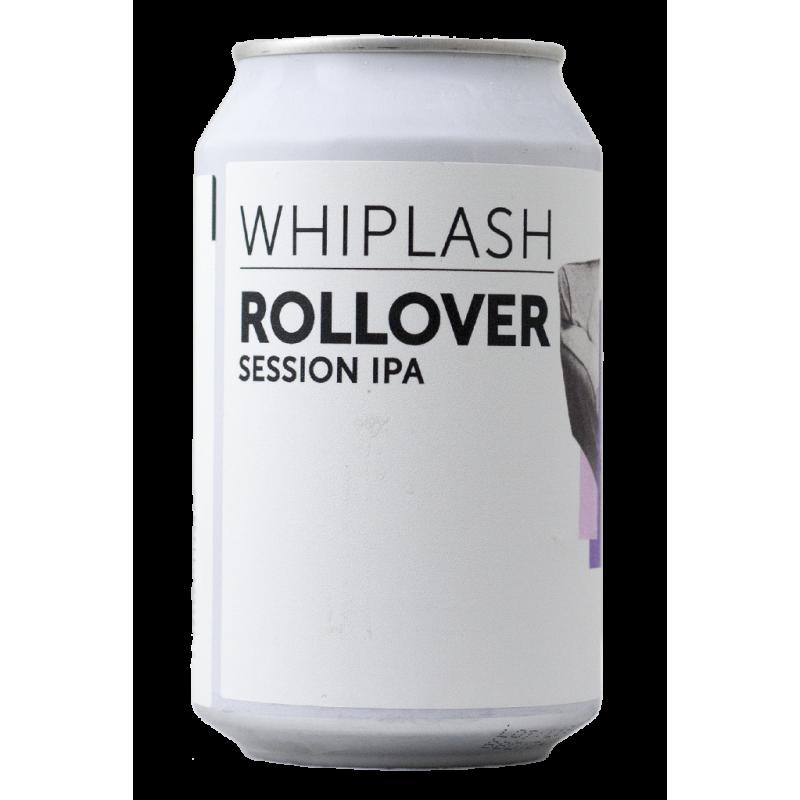 Whiplash - Rollover - Lattina da 33 cl