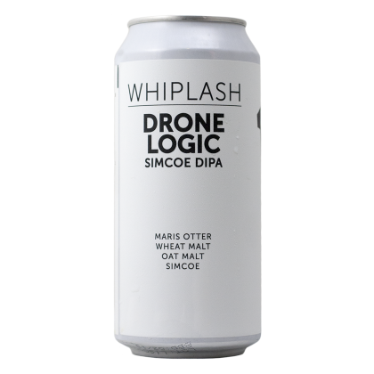 Whiplash - Drone Logic - Lattina da 44 cl