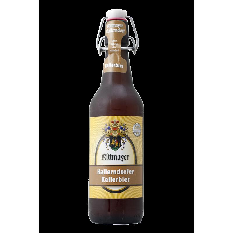 Rittmayer - Hallerndorfer Kellerbier - Bottiglia da 50 cl