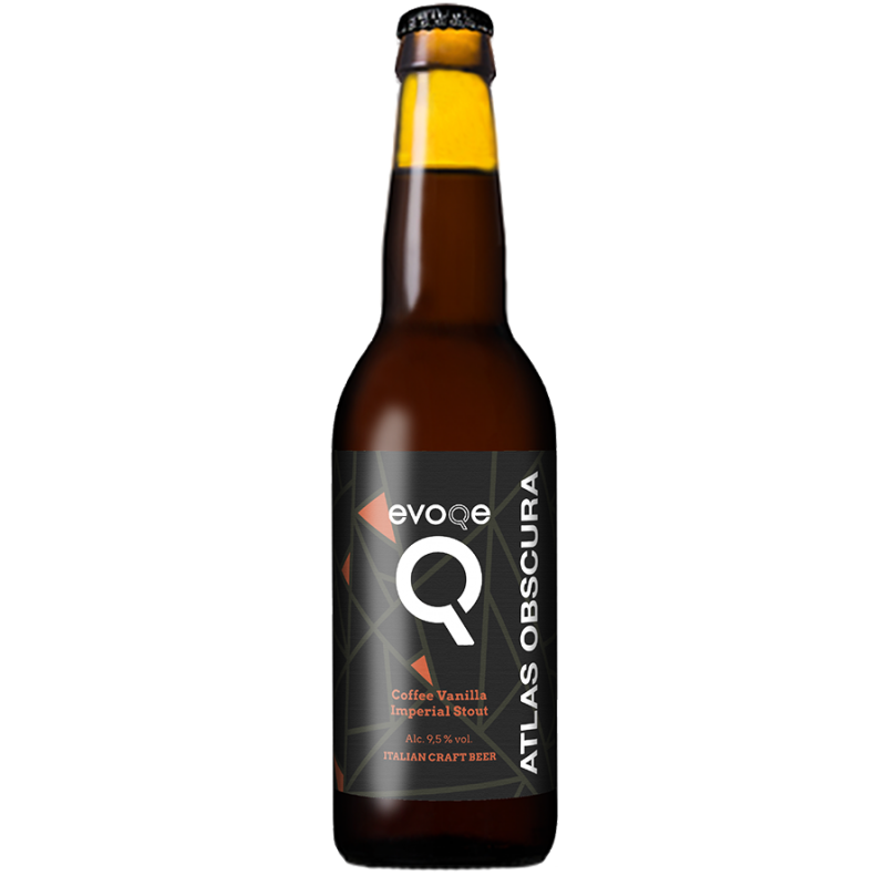 Evoqe Brewing - Atlas Obscura - Bottiglia da 33 cl