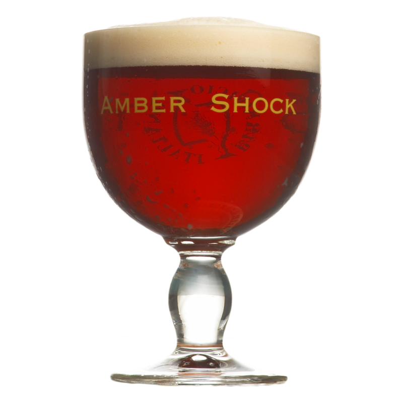 Amber Shock - Birrificio Italiano - Coppa 30 cl