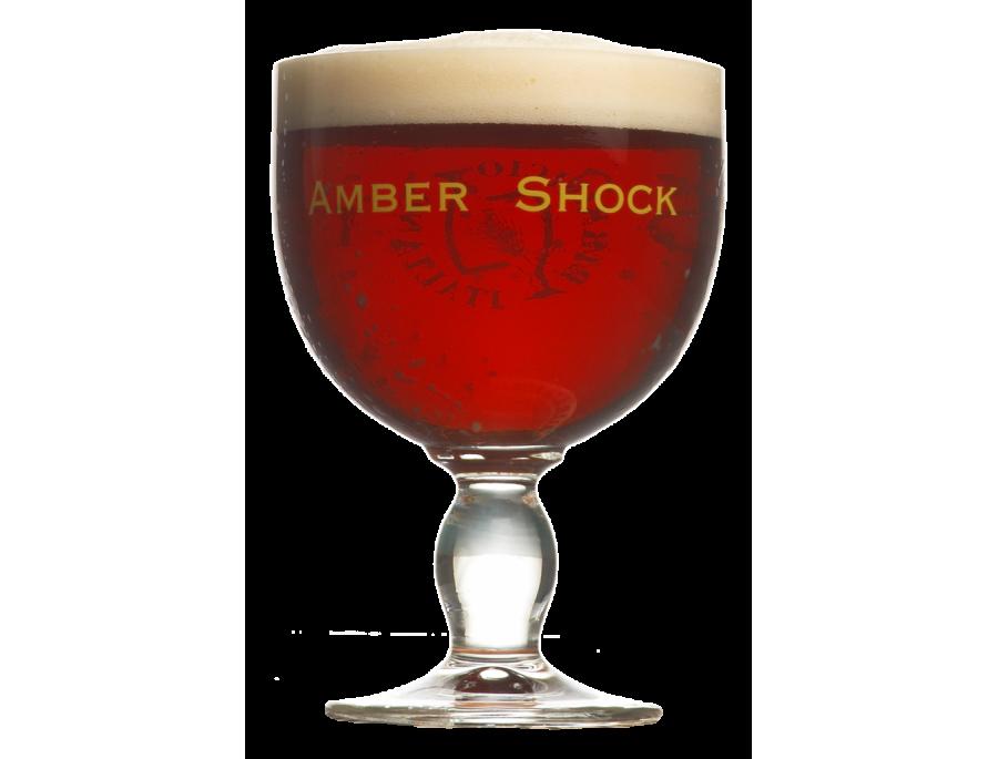 Amber Shock - Birrificio Italiano - Coppa 30 cl