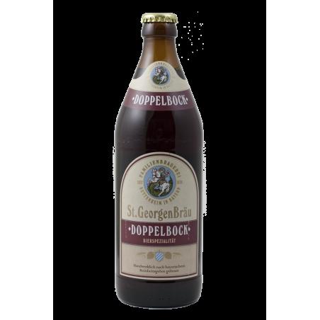 St.Georgen Brau - Doppelbock - Bottiglia da 50 cl