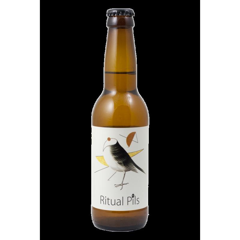 Ritual Pils - Ritual Lab - Bottiglia da 33 cl