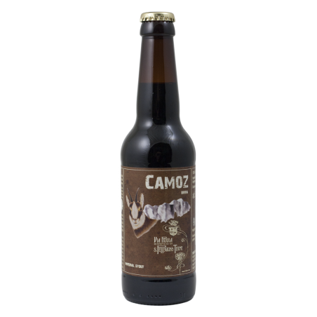 Camoz - Via Priula - Bottiglia da 33 cl