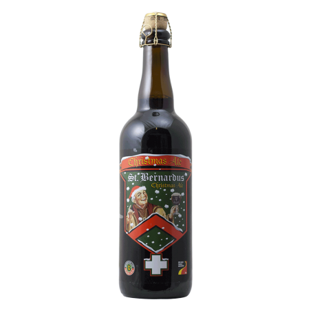 St.Bernardus - Christmas Ale - Bottiglia da 75 cl