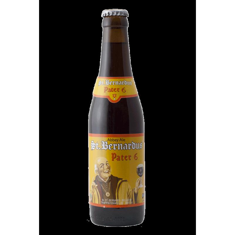 St.Bernardus - Pater 6 - Bottiglia da 33 cl