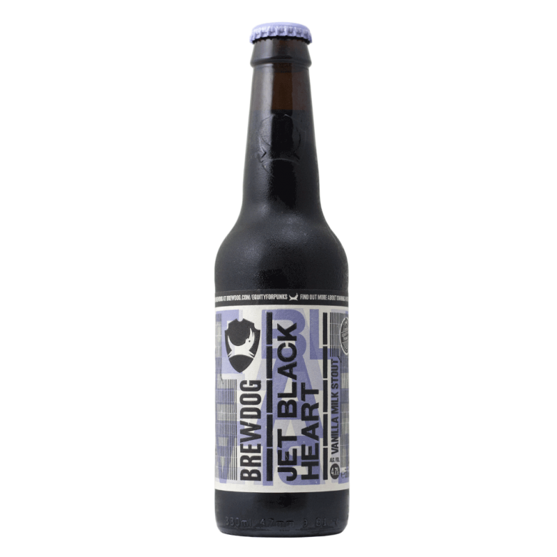 Brewdog - Jet Black Heart - Bottiglia da 33 cl