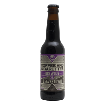 Coffe and Cigarettes - Brewdog - Bottiglia da 33 cl