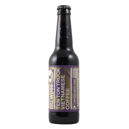 Ten Ton Truck Vietnamese Coffee - Brewdog - Bottiglia da 33 cl