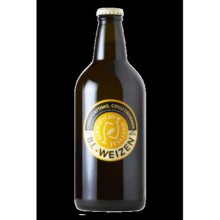 B.I.Weizen - Birrificio Italiano - Bottiglia da 75 cl