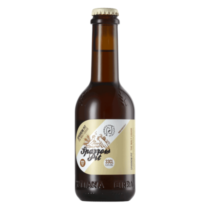 Sparrow Pit - Birrificio Italiano - Bottiglia da 33 cl