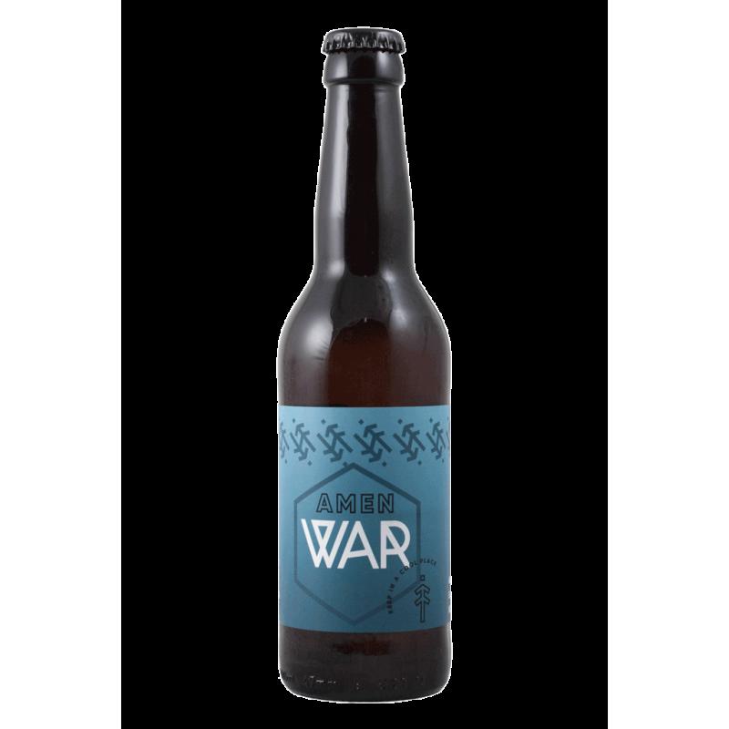 Amen - War - Bottiglia da 33 cl