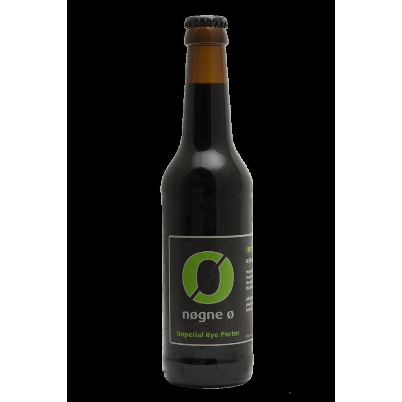 Nogne O - Imperial Rye Porter - Bottiglia da 33 cl