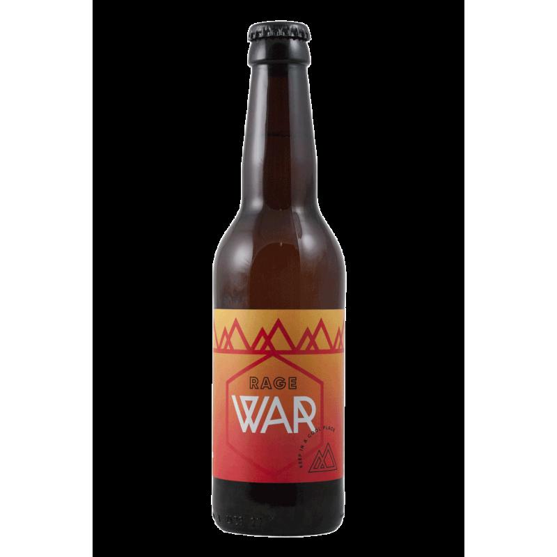 Rage - War - Bottiglia da 33 cl