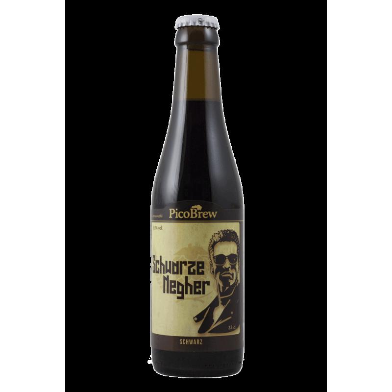 Schwarze Negher - Pico Brew - Bottiglia da 33 cl