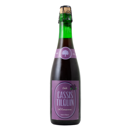 Oude Cassis a l'Ancienne - Gueuzerie Tilquin - Bottiglia da 37,5 cl